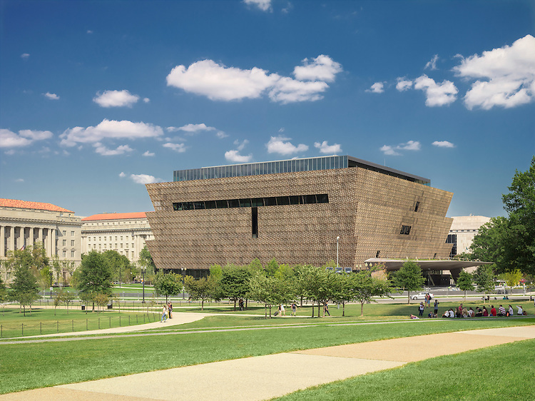HyperFocal: 0 Smithsonian National Museum of African American History and Culture | Project Team: David Adjaye, SmithGroupJJR, and Clark/Smoot/Russell A Joint Venture