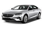 2021 Opel Insignia Ultimate 4 Door Sedan Angular Front automotive stock photos of front three quarter view