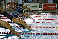 Campeonato Sul Americano de Natação 2012César Augusto Cielo Filho, vencedor dos 50 mts borboleta.Belém, Pará, BrasilFoto Paulo Santos14/03/2012