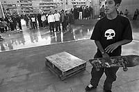 """- """"Acrylic 98"""", artistic event for young """"writers"""" organized at municipal center of Barona district, in south suburbs of Milan (May 1998)....- """"Acrilico 98"""", manifestazione artistica per giovani """"writers"""" organizzata presso il centro sociale comunale del quartiere Barona, alla periferia sud di Milano (maggio 1998)"""