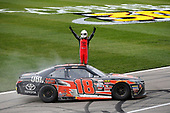 NASCAR XFINITY Series<br /> Kansas Lottery 300<br /> Kansas Speedway, Kansas City, KS USA<br /> Saturday 21 October 2017<br /> Christopher Bell, JBL Toyota Camry<br /> World Copyright: Matthew T. Thacker<br /> LAT Images