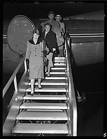 Marylin bell arrive in Vancouver