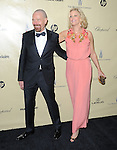 Anna Gunn and Bryan Cranston at THE WEINSTEIN COMPANY 2013 GOLDEN GLOBES AFTER-PARTY held at The Old trader vic's at The Beverly Hilton Hotel in Beverly Hills, California on January 13,2013                                                                   Copyright 2013 Hollywood Press Agency