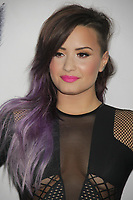 DEMI LOVATO<br /> Logo TV'S''TrailBlazers'' pride event and telecast taping arrivals at The Cathedral of St.John Divine 6-23-2014<br /> Photo By John Barrett/PHOTOlink