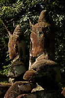 Bayon temple's ruins,  Siem Reap<br /> , Cambodia<br /> <br /> PHOTO :  Agence Quebec Presse<br /> <br /> <br /> <br /> <br /> <br /> PHOTO : Agence Quebec Presse