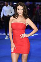 "Jess Impiazza<br /> arriving for the ""Blue Story"" premiere at the Curzon Mayfair, London.<br /> <br /> ©Ash Knotek  D3534 14/11/2019"
