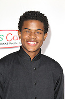 UNIVERSAL CITY, CA - OCTOBER 21:  Trevor Jackson at the Camp Ronald McDonald for Good Times 20th Annual Halloween Carnival at the Universal Studios Backlot on October 21, 2012 in Universal City, California. © mpi28/MediaPunch Inc. /NortePhoto
