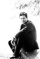 Amos Gitai è un regista, sceneggiatore, attore, architetto israeliano. Regista impegnato, ha ricevuto un premio al Festival di Cannes per il suo film Free Zone nel 2005. Locarno, 31 agosto 1992. Photo by Leonardo Cendamo/Gettyimages
