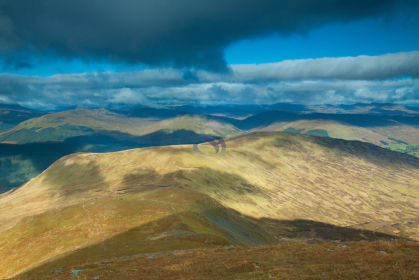 Beinn Our from Ben Vorlich