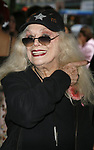 Sylvia Miles attending the Dreamworks Family Screening of  OVER THE HEDGE at the Chelsea West Theatre in New York City.<br />May 16, 2006