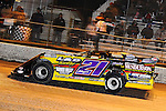 Feb 13, 2010; 9:54:59 PM; Barberville, FL., USA; The UNOH sponsored World of Outlaws event running the 39th Annual DIRTCar Nationals at Volusia Speedway Park.  Mandatory Credit: (thesportswire.net)