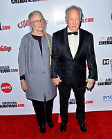 LOS ANGELES, USA. November 09, 2019: Summer Mann & Michael Mann at the American Cinematheque Award Gala honoring Charlize Theron at the Beverly Hilton.<br /> Picture: Paul Smith/Featureflash