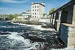 Mississippi River at Almonte, Ontario<br />