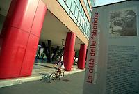 SESTO SAN GIOVANNI (MI) - 28 AGOSTO 2011.VEDUTA DELL'EX AREA INDUSTRIALE MAGNETI MARELLI..FOTO LIVIO SENIGALLIESI