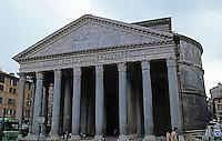 Rome: Pantheon Facade, AD 117-125.