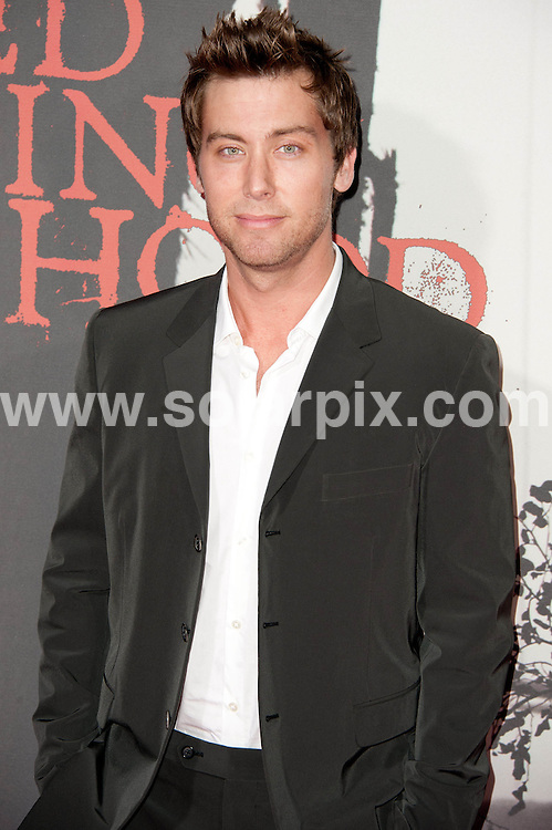 **ALL ROUND PICTURES FROM SOLARPIX.COM**                                             **SYNDICATION RIGHTS FOR UK, AUSTRALIA, DENMARK, PORTUGAL, S. AFRICA, SPAIN & DUBAI (U.A.E) & ASIA (EXCLUDING JAPAN) ONLY**                                                                                  Caption: arrivals at the Los Angeles Premiere of - Red Riding Hood - held at the Grauman's Chinese Theater - Hollywood, CA, USA. 7 March 2011                                                                         This pic: Lance Bass                                                                                            JOB REF: 12932 PHZ Gabber      DATE: 07_03_2011                                                          **MUST CREDIT SOLARPIX.COM OR DOUBLE FEE WILL BE CHARGED**                                                                      **MUST AGREE FEE BEFORE ONLINE USAGE**                               **CALL US ON: +34 952 811 768 or LOW RATE FROM UK 0844 617 7637**
