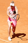 Irina-Camelia Begu during Madrid Open Tennis 2015 match.May, 6, 2015.(ALTERPHOTOS/Acero)
