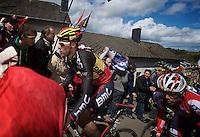 Liege-Bastogne-Liege 2012.98th edition..Philippe Gilbert