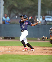 Ronny Ramirez participates in the MLB International Showcase at Salt River Fields on November 12-14, 2019 in Scottsdale, Arizona (Bill Mitchell)