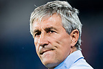 Coach Enrique Setien Solar, Quique Setien, of Real Betis looks prior the La Liga 2017-18 match between Real Madrid and Real Betis at Estadio Santiago Bernabeu on 20 September 2017 in Madrid, Spain. Photo by Diego Gonzalez / Power Sport Images