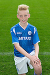 St Johnstone FC Academy Under 12's<br /> Logan Young<br /> Picture by Graeme Hart.<br /> Copyright Perthshire Picture Agency<br /> Tel: 01738 623350  Mobile: 07990 594431