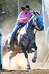Barrel Racing & Mounted Shooting