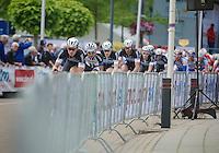 OPQS-train<br /> <br /> Ster ZLM Tour<br /> stage 3: Buchten-Buchten (190km)