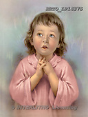 Alfredo, CHILDREN, paintings, BRTOLP14375,#K# Kinder, niños, nostalgisch, nostálgico, illustrations, pinturas
