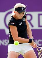 15-6-09, Rosmalen, Tennis, Ordina Open 2009, Jesse Huta Galung  Michaella Krajicek