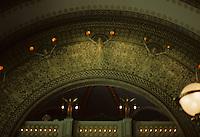 St. Louis: Union Station--Interior. Restored 1988. Photo '88.