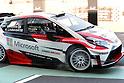 Toyota motor sports presentation for 2017