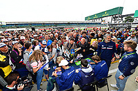 FIA WEC AMBIANCE AND AUTOGRAPH SESSION - 6 HOURS OF SILVERSTONE (GBR) ROUND 3 08/17-19/2018