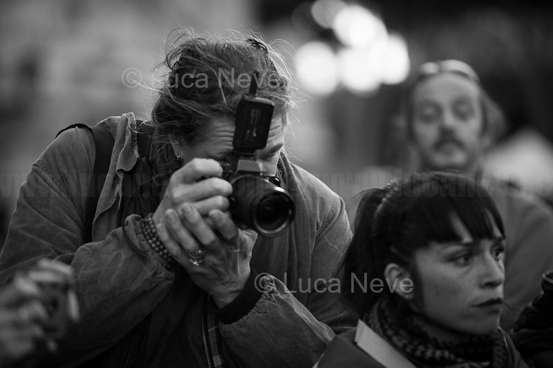 Alex Majoli, Photojournalist.
