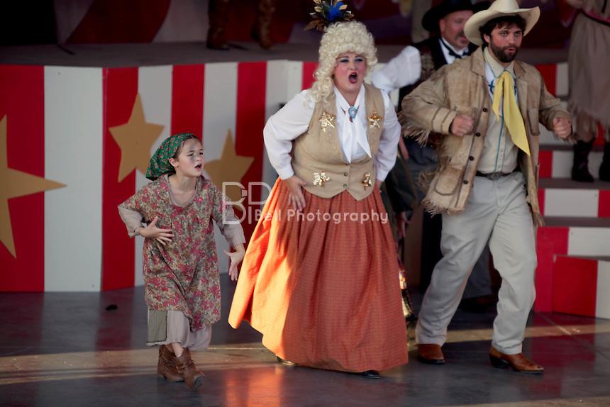The Papillion-LaVista Community Theatre Annual Production of Irving Berlin's Annie Get your Gun