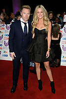Roman and Storm Keating<br /> arriving for the Pride of Britain Awards 2018 at the Grosvenor House Hotel, London<br /> <br /> ©Ash Knotek  D3456  29/10/2018