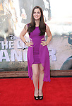 Vanessa Marano at The Disney World Premiere of The Lone Ranger held at at Disney California Adventure in Anaheim, California on June 22,2021                                                                   Copyright 2013 Hollywood Press Agency
