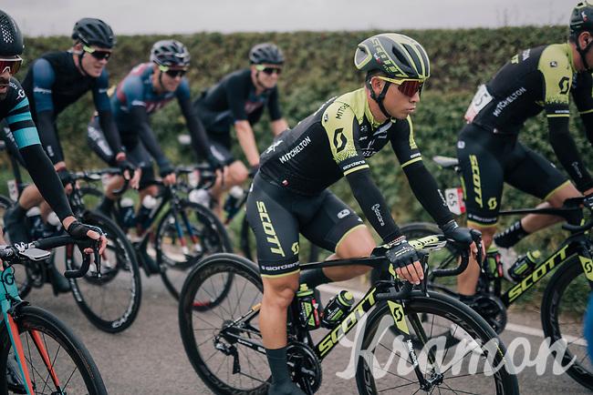 Caleb Ewan (AUS/Mitchelton Scott)<br /> <br /> Stage 7: West Bridgford to Mansfield (215km)<br /> 15th Ovo Energy Tour of Britain 2018