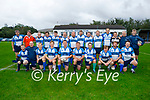 Tralee Rugby Club Golden Oldies who played the Golden Oldies rugby team team from California in O'Dowd Park on Thursday.