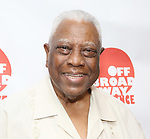 Woodie King Jr. attends the 2019 Off Broadway Alliance Awards Reception at Sardi's on June 18, 2019 in New York City.