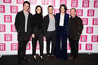 "Hugh Skinner, Sian Clifford, Andrew Scott, Phoebe Waller Bridge and Bill Paterson<br /> at the ""Fleabag"" season 2 screening, at the BFI South Bank, London<br /> <br /> ©Ash Knotek  D3474  24/01/2019"