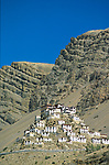 Ki Gompa, Himachal Pradesh, India, August 2001.
