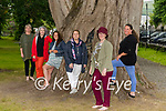 Organisers of 'Scene on the Green' in Kenmore are, from left: Niamh Ahern, Jamie Conway Keough, April Ferron, Anne-Marie Cleary , Máire de Cógáin and Andra Noonan