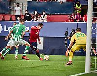 2021.09.23 La Liga CA Osasuna VS Real Betis
