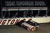 DARLINGTON, SOUTH CAROLINA - MAY 20: Toyota  during the NASCAR Cup Series Toyota 500 at Darlington Raceway on May 20, 2020 in Darlington, South Carolina. (Photo by Jared C. Tilton/Getty Images)