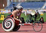 Alex Dupont, Toronto 2015 - Para Athletics // Para-athlétisme.<br /> Alex Dupont competes in the Men's 800m T54 Final // Alex Dupont participe à la finale du 800 m T54 masculin. 13/08/2015.