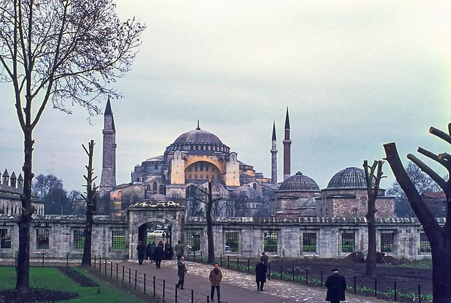 Istanbul. Hagia Sofiya