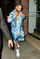French Montana Spotted At Tao In Hollywood