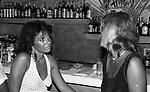 PATRIZIA REGGIANI GUCCI - FESTA AL GIL'S PORTO CERVO 1974
