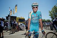 Lieuwe Westra (NLD/Astana)<br /> <br /> 2014 Tour de France<br /> stage 12: Bourg-en-Bresse - Saint-Etiènne (185km)
