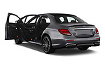 Car images of 2020 Mercedes Benz E-Class AMG-E53 4 Door Sedan Doors